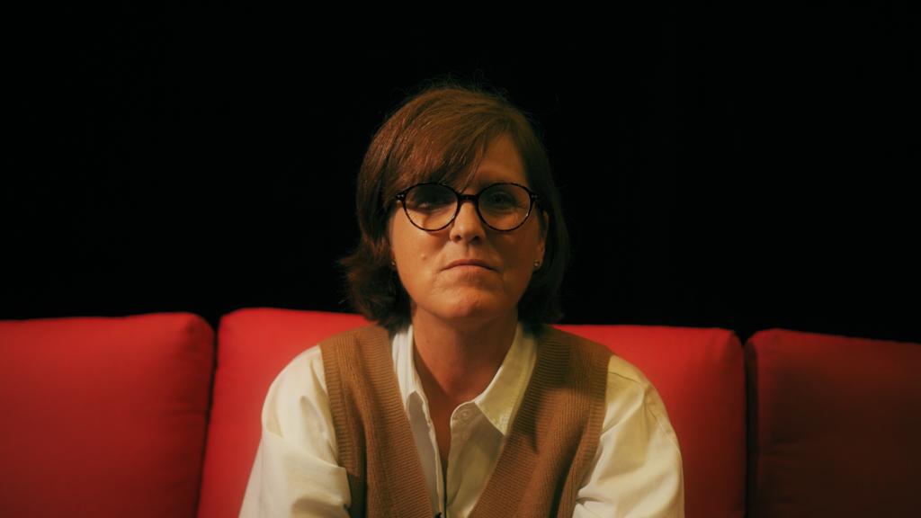 Inge Hannemann im Film Transferprotokoll